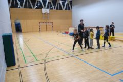 Kinder-Training Ninja Bujinkan Ninjutsu