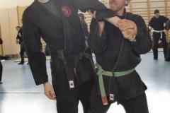 Bujinkan Ninjutsu Training